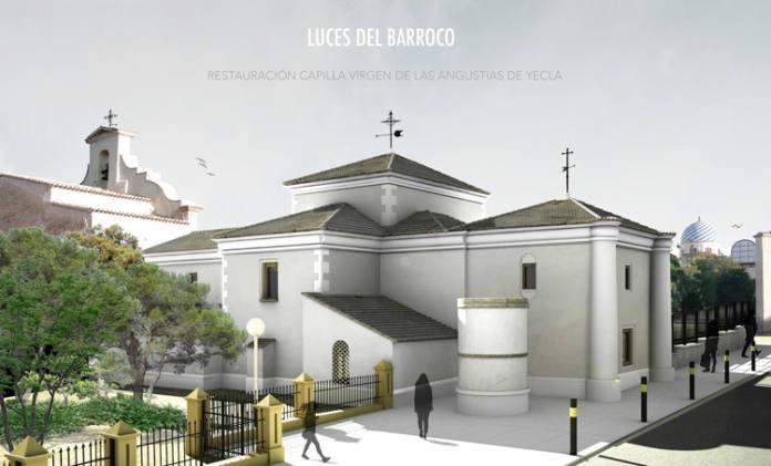 capilla virgen de las angustias