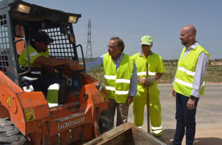 contrato conservación carreteras