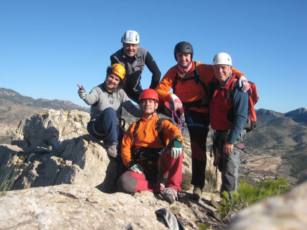 CEY grupo montaña