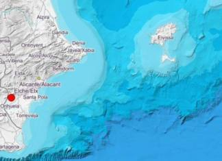 terremoto albatera