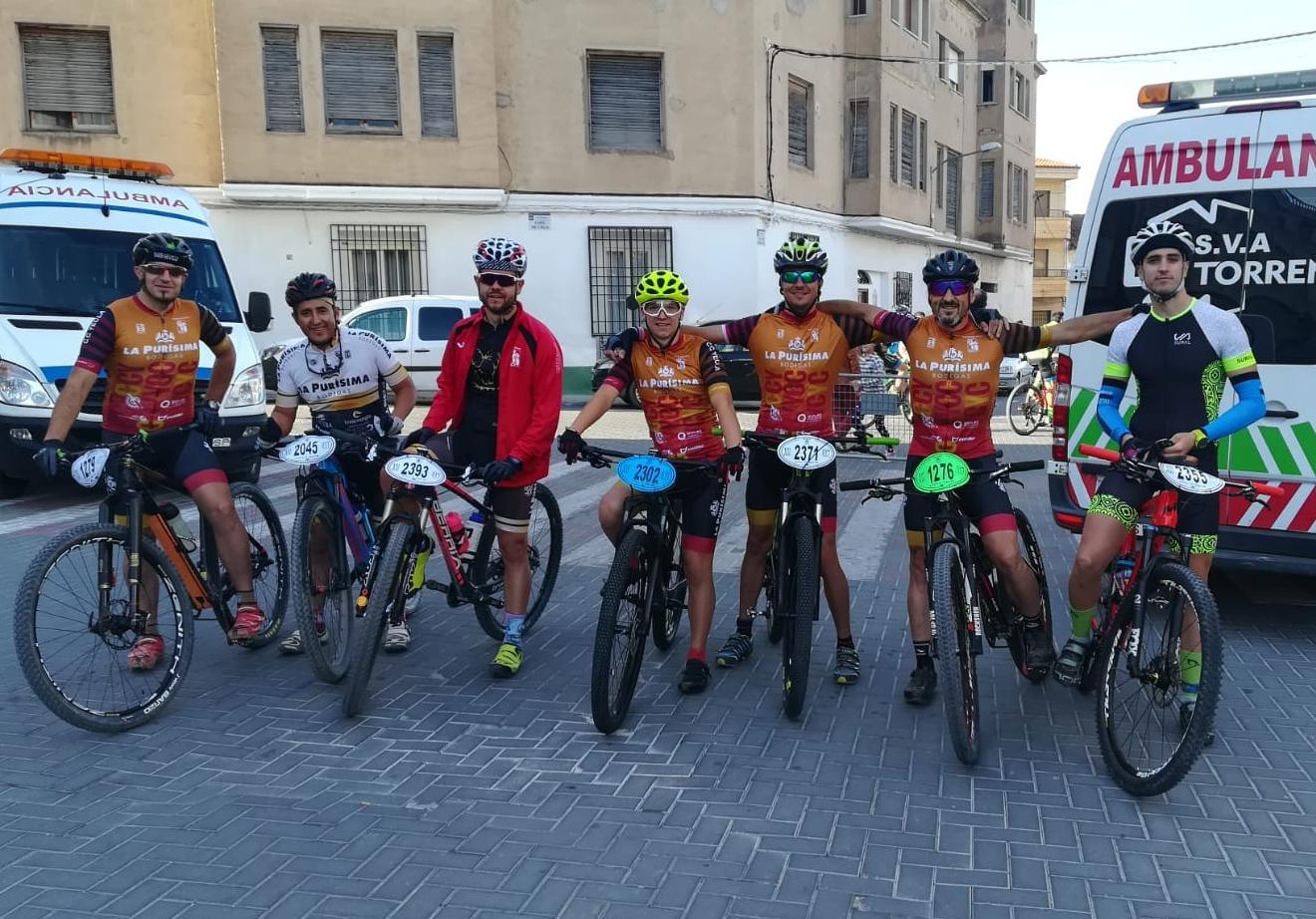 club ciclista yecla fuente álamo