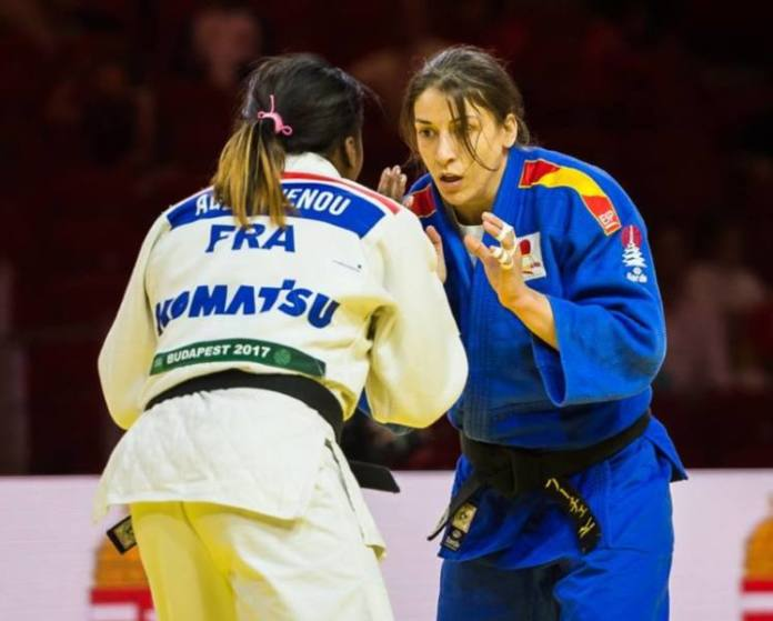 isabel puche mundial judo