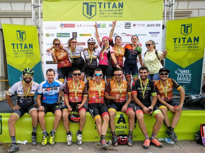 titán de la mancha club ciclista yecla