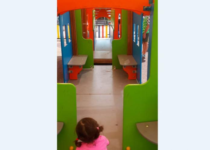 parques infantiles yecla