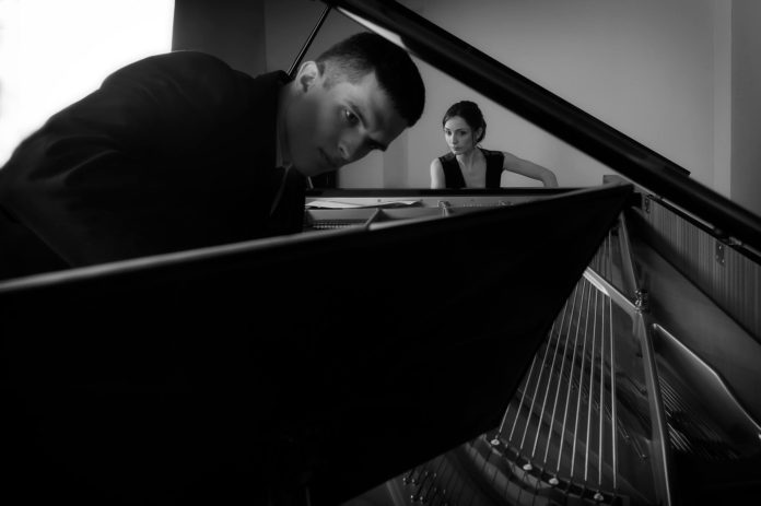 carolina y francisco pianistas yecla CD piano crowdfunding