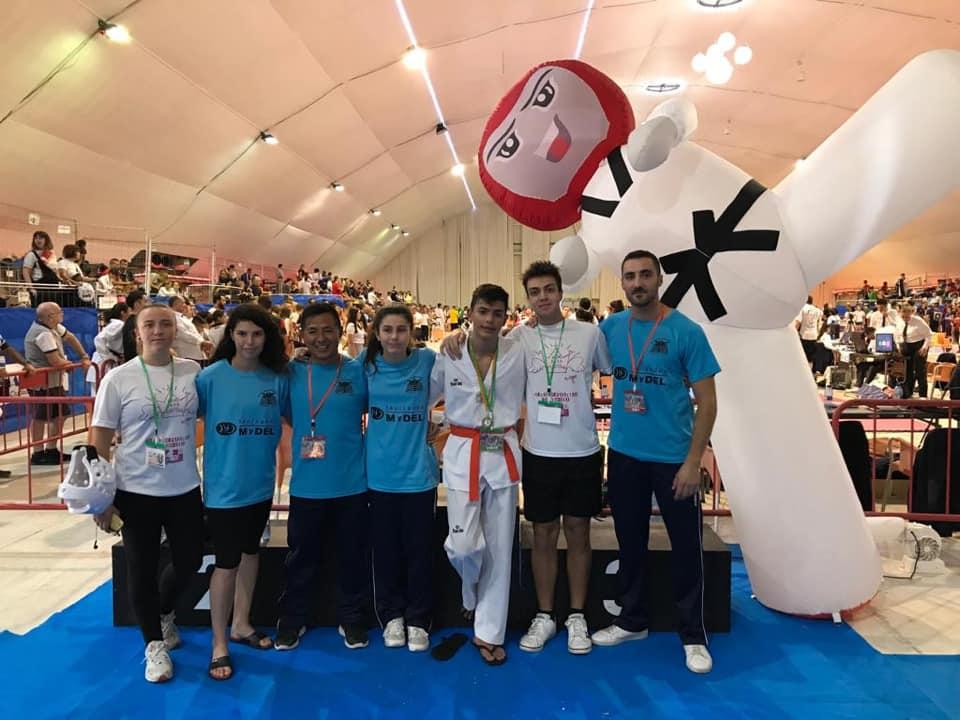 medallas de los taekwondo en valencia