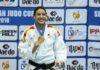 maría isabel puche bronce en European Cup de Málaga