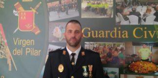 condecoración agente policía local