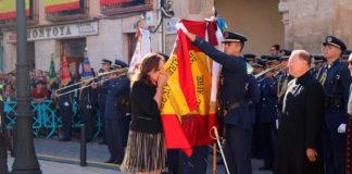 jura bandera España