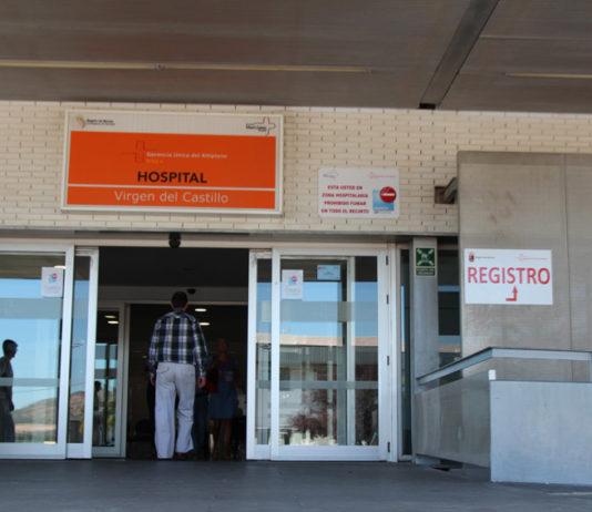 puerta hospital virgen del castillo yecla indemnizan cinco operaciones