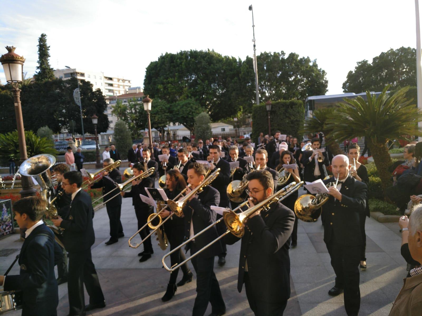 banda de yecla certamen de Murcia