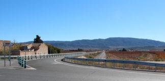 carretera de pinoso
