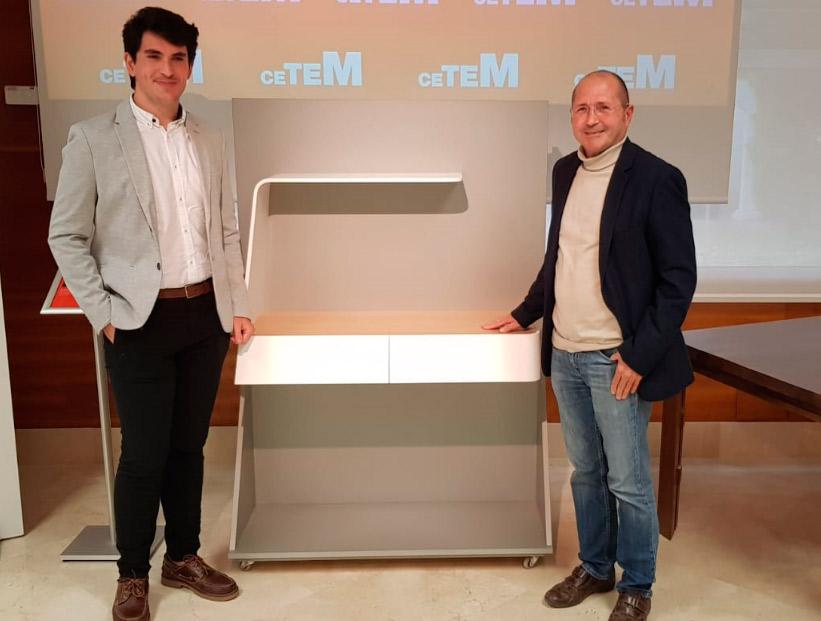 ganador concurso diseño CETEM