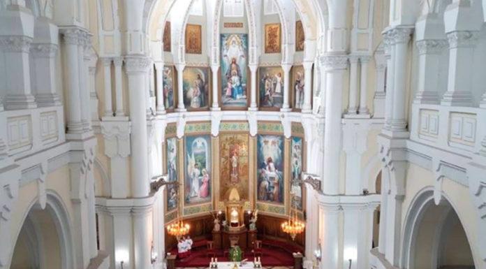 iglesia del niño de Yecla