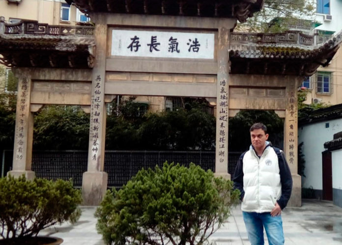 Salva Santa en China