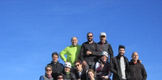 club montañero yecla cresta benicadell