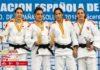 isabel puche medalla de plata judo campeonato españa 2018