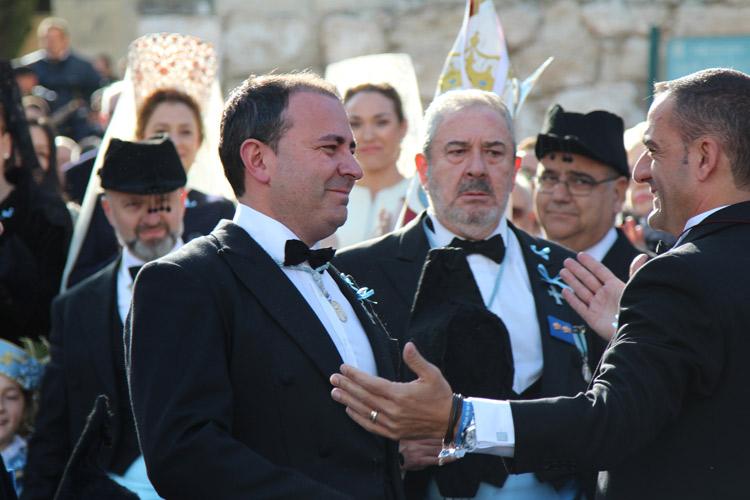 proclamación de clavarios fiestas yecla