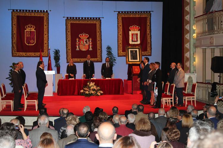 acto homenaje constitución yecla