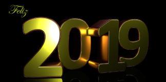 felicitación de año