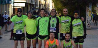 fondistas media maratón de cieza