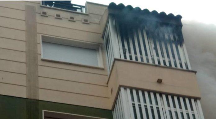 incendio cocina vivienda