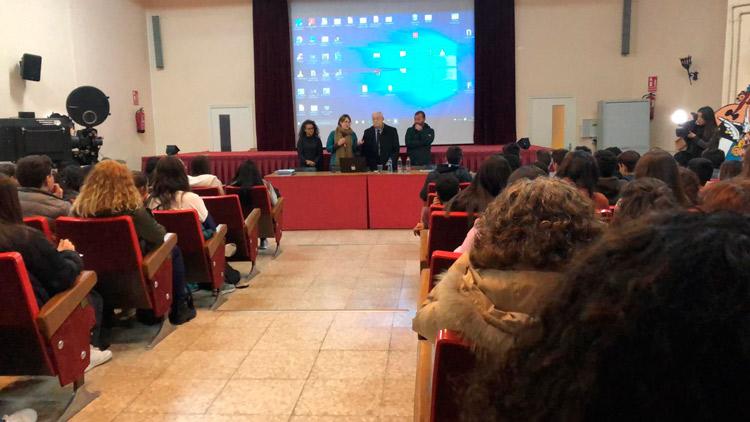 proyecto iris en el instituto azorín