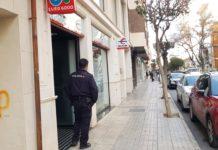 policía nacional sede ibercaja yecla