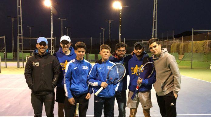 yecla club de tenis descenso