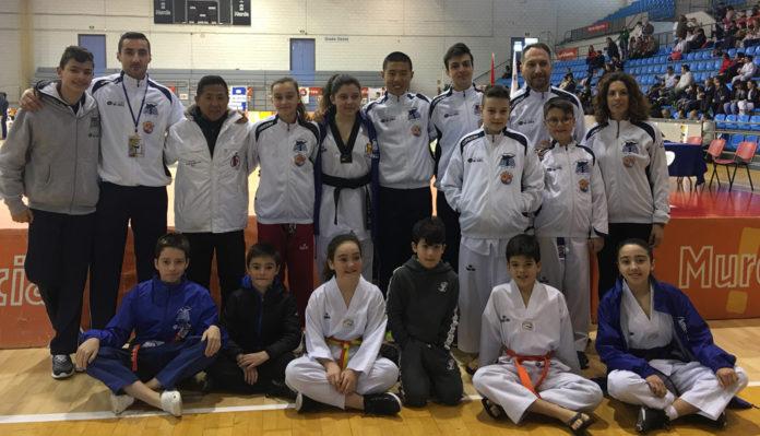 taekwondo-yecla open ciudad de murcia