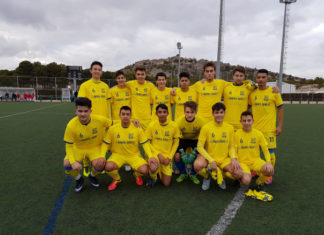 jugadores del Yecla CF