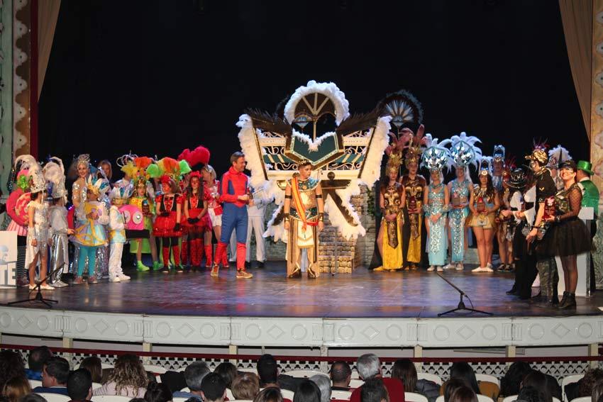 carnaval de yecla 2019
