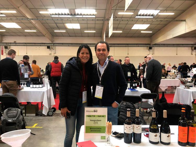 vinos ecológicos de barahonda