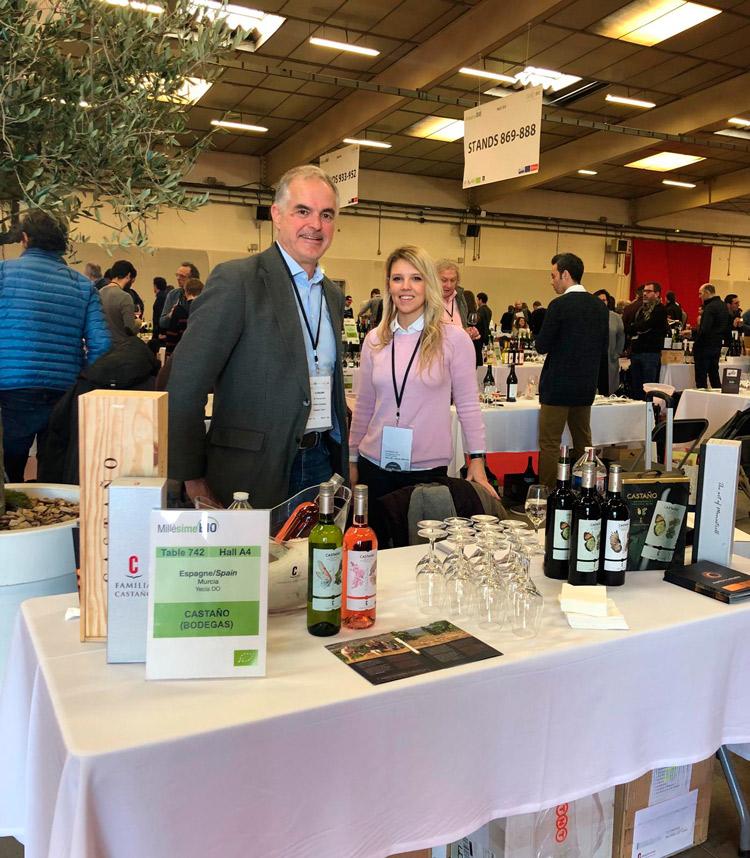 vinos de Bodegas Castaño
