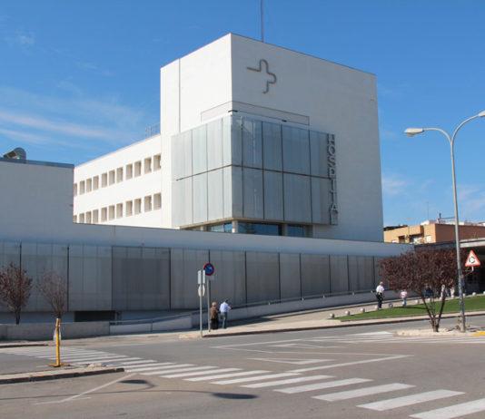 hospital de Yecla Virgen del Castillo ingreso por Covid víctima