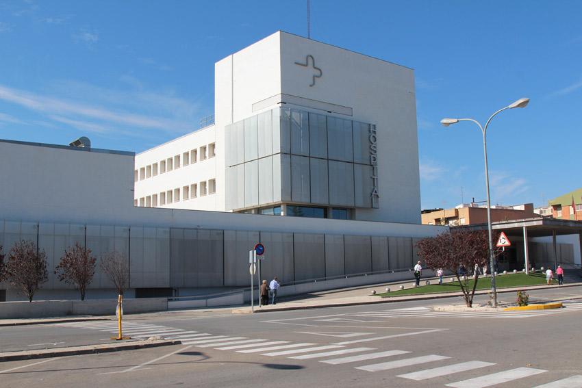 hospital de Yecla Virgen del Castillo