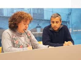 Pepi Villalba y José Bautista, los padres de Marta