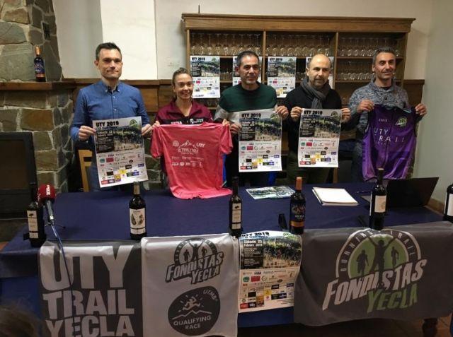 ultra trail yecla 2019