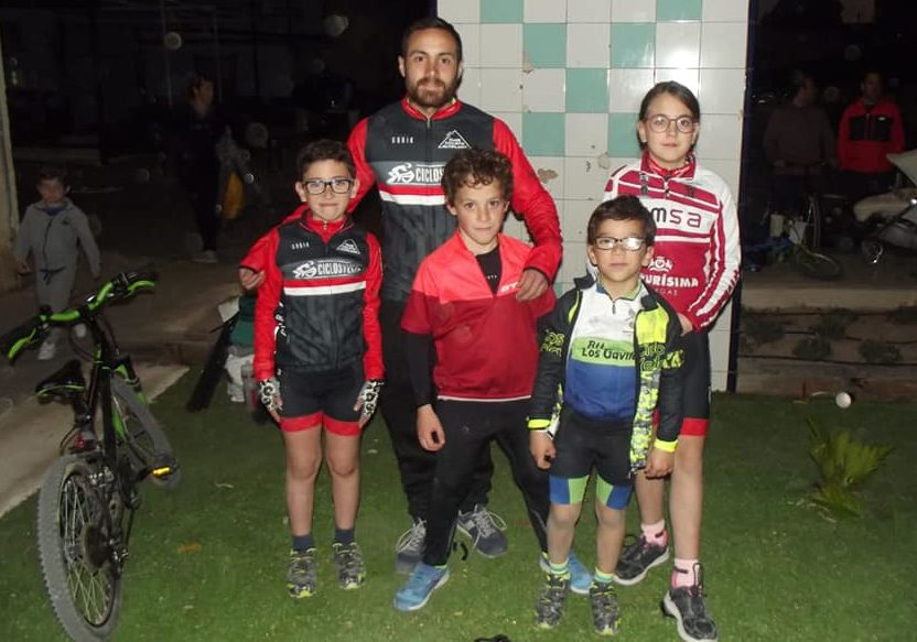 escuela ciclista altiplano rocío