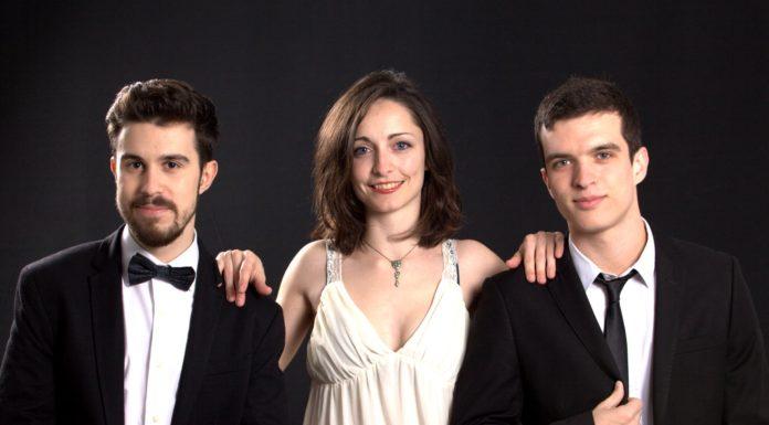 Carolina Santiago, Francisco Martí y Alfonso Sánchez piano reflejo del alma