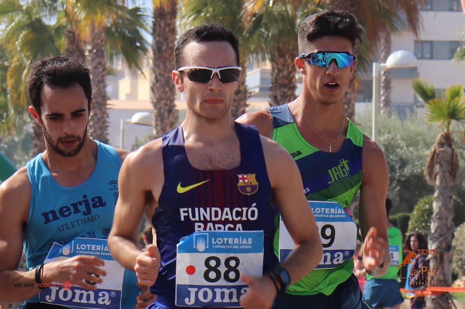 Iván Pérez, bronce campeonato de España