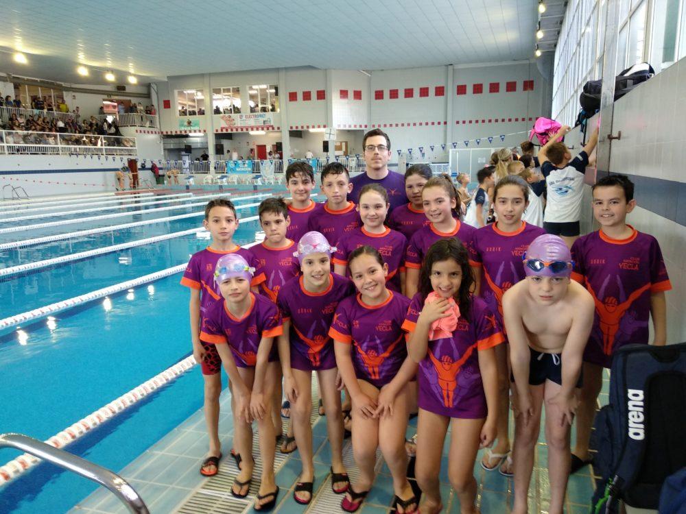club natación yecla campeonato regional