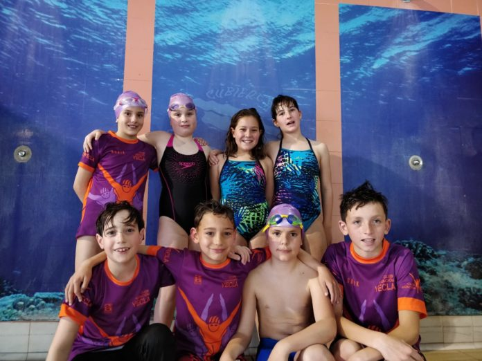 buenas marcas club natación yecla