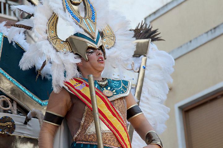 rey de carnaval 2019