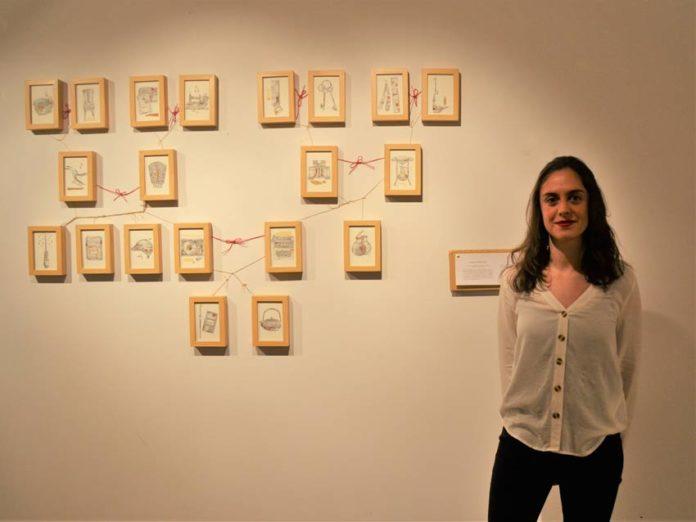 exposición de Noelia García