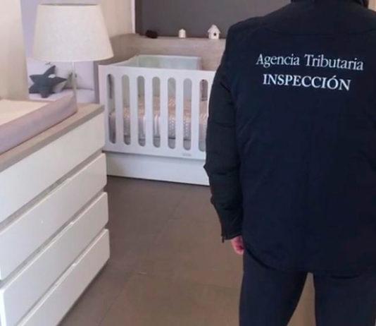 inspector de hacienda