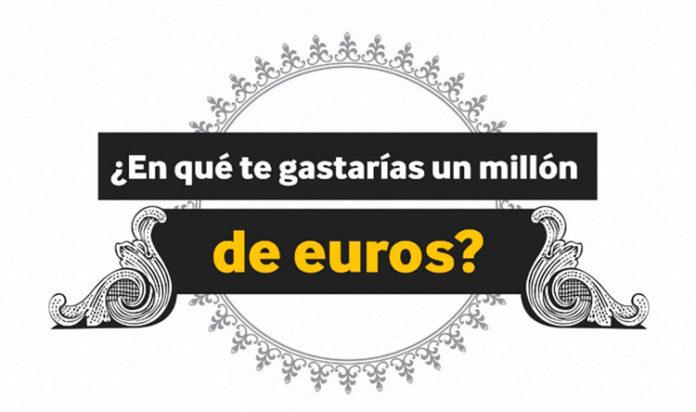 encuesta millòn de euros