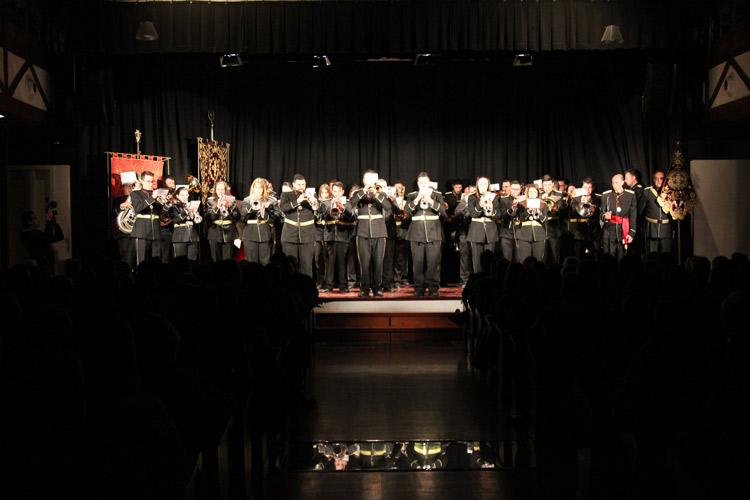 agrupación musical de oración del huerto