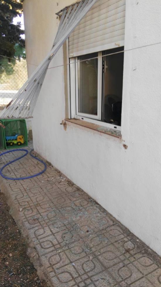 asaltos en casas de campo de Yecla