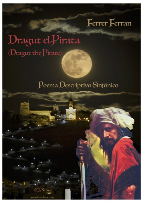 dragut el pirata Banda Yecla Cullera